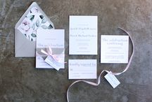 River City Weddings / Some of the custom designs we've done here at River City Graphics