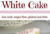 Sugar free cakes
