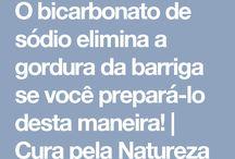 Emagrecer Bicarbonato