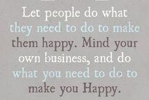 Happy Sayings! / by Melissa Robertus