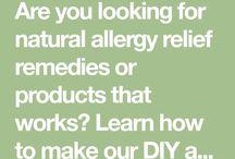 Allergi treatment
