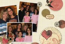 Crafty McCrafty / Digital/paper scraping, make and takes, arts and crafts / by Kesha Bradner