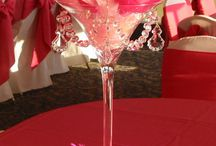 Candy Centerpieces