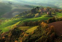 Italy Tuscan Valley
