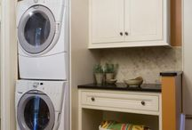 laundry room / by Sonia Betts