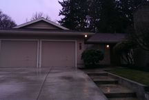 Before and After Pictures / Pictures of Homes with New Garage Doors.  See how much a garage door can change your curb appeal.