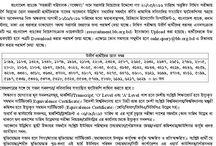 বাংলাদেশ ব্যাংকের সহকারী পরিচালক নিয়োগ পরীক্ষার ফলাফল প্রকাশ: