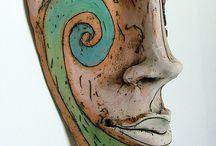 Kreativ uge masker