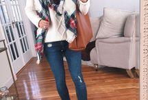ropa casual invierno
