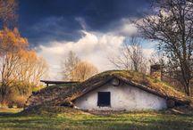 alternatív házak