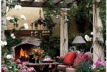 Tuscan Home Decor / Rustic, Mediterranean Decor  / by Colavita Olive Oil