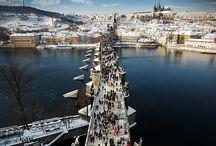 Prague / plans / by Inna K