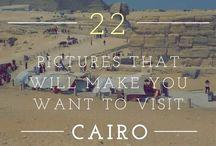 Egypt Inspiration