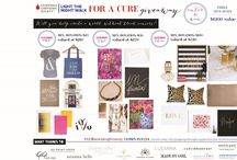 LLS For A Cure Giveaway / by Lauren Wickman