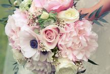 Wedding bouquets / Country wedding bouquets