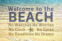 Beach Quotes and Sayings / by Currituck OBX