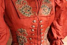 Clothing 1890-1899