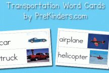 transport things for kids