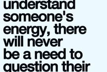 Energy between us