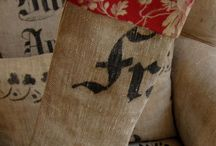 Burlap / by Jackie Pearson