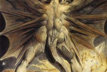 Satan in Art