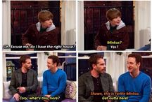 Girl meets world \ Boy meets world / Love this show