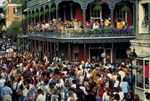 Mardi Gras: New Orleans / Mardi Gras: The biggest party in the USA. / by * Stardust *