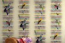 Timorous Beasties / Wallpaper