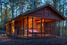 Cabin dreaming / Ideas for future cabin