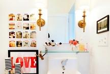 beauty & the bathroom