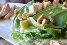 Salads & Dressings / by The Foodies' Kitchen