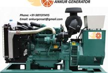 Ankur  rental generator