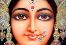 Shakti / El arte en la forma de la Divina Shakti