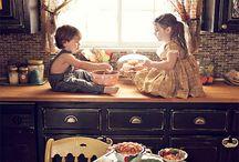 Kitchen remodel / by Alysia Renner