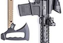 Guns, weapons, self defense, protection, protect, knifes,