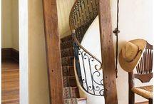 Specchi in legno Xlab Design