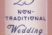 Different Wedding Ideas