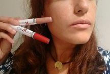 Liquid lipsticks Maybelline #SuperStay24