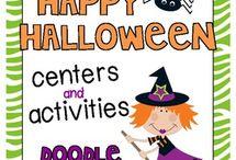 Activities Halloween
