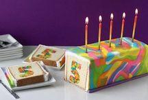 Essen für Geburtstag