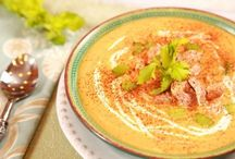 Soups / by Deedee Glaser