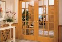 Decorative Interior Doors  / There are two main things that people should be looking for when they are trying to find some decorative interior doors.  / by Home Interiors Zone