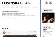 WEBSITE www.lewinskaaffair.pl