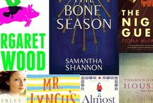 Must-read books for September / New release books