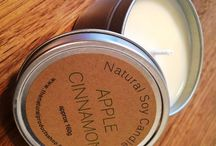 The Natural Products Company / Beautiful hand made soy candles, natural soaps and beauty products. https://www.etsy.com/au/shop/TheNaturalProductsCo