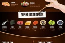 Sushi / creating my own sushi