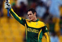 Quinton de Kock / Pictures of my favourite cricket player