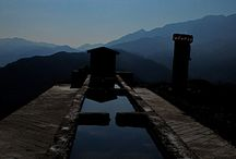 Pades,Epirus,Greece / Photos under the moonlight