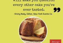 Tortuga Rum Cakes PR / See what all the buzz is about Tortuga Rum Cakes!