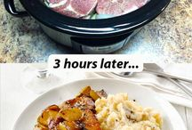 Crock pot meals / by Melissa Whitehurst